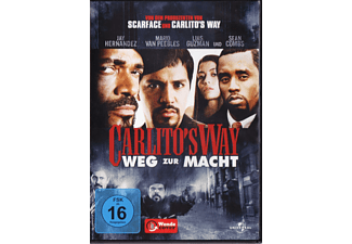 CARLITO S WAY - WEG ZUR MACHT (SINGLE) [DVD]