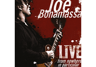 Joe Bonamassa - Live From Nowhere In Particular (Vinyl LP (nagylemez))