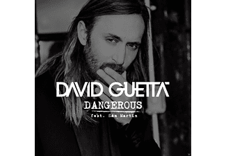 David Guetta, Sam Martin - Dangerous - (CD)