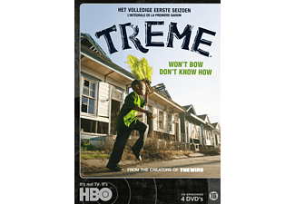 Treme Seizoen 1 TV-serie
