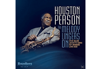 Houston Person, Steve Nelson, Lafayette Harris, Ray Drummond, Lewis Nash - The Melody Lingers On - (CD)