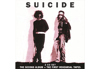Suicide - The Second Album - The First Rehearsal Tapes (CD)