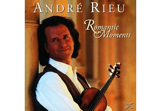 André Rieu - Romantic Moments - (CD)