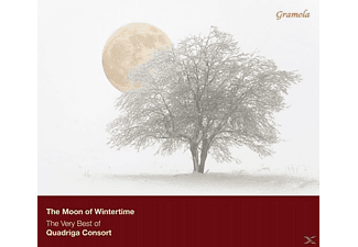 Quadriga Consort - Moon of Wintertime - (CD)