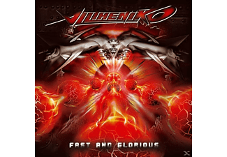 Alltheniko - Fast And Glorious - (CD)