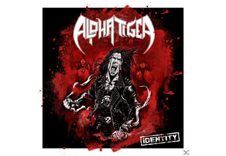 Alpha Tiger - Identity - (LP + Bonus-CD)