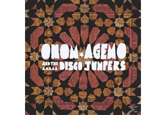 Onom Agemo, The Disco Jumpers - Cranes And Carpets [Vinyl]