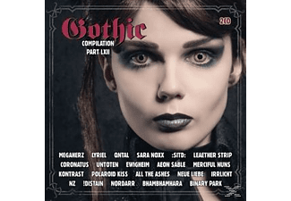 Various - Gothic Compilation 62 - (CD)