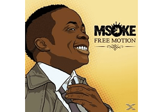 Msoke - Free Motion - (CD)