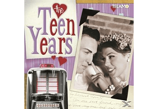 Various - The Teen Years [CD]