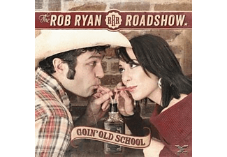 The Rob Ryan Roadshow - Goin` Old School - (CD)