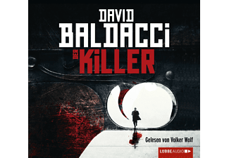 David Baldacci - Der Killer - (CD)