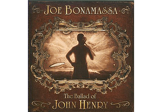 Joe Bonamassa - The Ballad Of John Henry (CD)