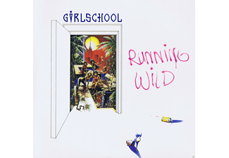 Girlschool - Running Wild - (CD)