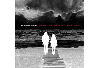 The White Stripes - Under Great White Northern Lights (Vinyl LP (nagylemez))