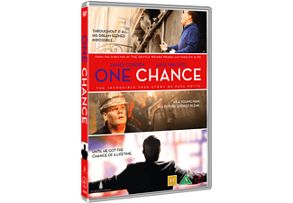 One Chance Drama DVD