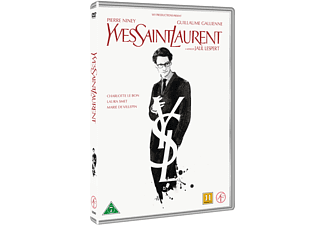Yves Saint Laurent Drama DVD