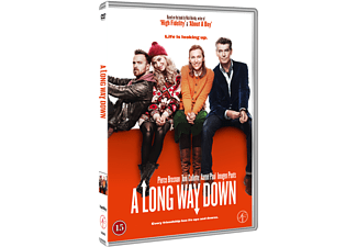 A Long Way Down Dramakomedi DVD