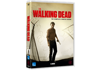 The Walking Dead S4 Thriller DVD