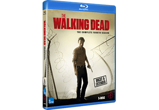 The Walking Dead S4 Thriller Blu-ray