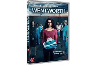 Wentworth S1 Drama DVD