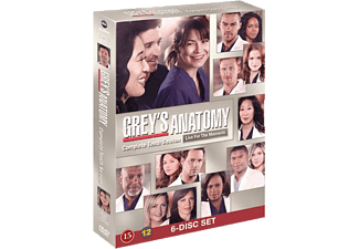 Grey's Anatomy S10 DVD