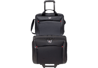 "WENGER Potomac 17"" 2-Piece Business Set - Svart"