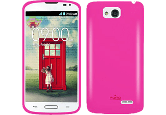 PU-107917 Back Case Silicon Collection Backcover LG L90 Silikon Pink