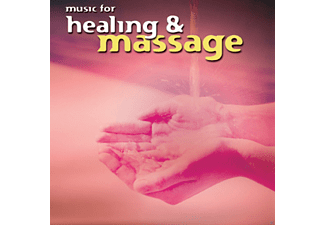VARIOUS - Music For Healing & Massage - (CD)