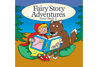 The Jamborees - Fairy Story Adventures - Story Book 2 - (CD)