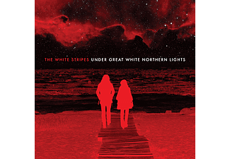 The White Stripes - Under Great White Northern Lights - Live 2007 (CD + DVD)
