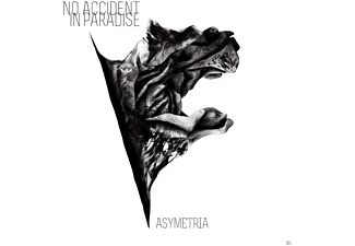 No Accident In Paradise - Asymetria - (CD)