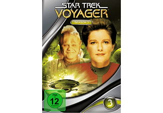 Star Trek: Voyager - Staffel 3 - (DVD)