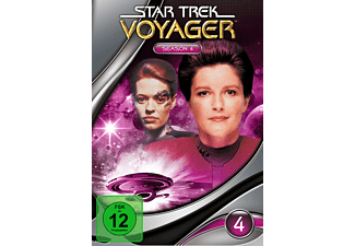 Star Trek: Voyager - Staffel 4 - (DVD)