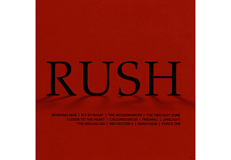 Rush - Icon - (CD)
