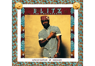 Blitz The Ambassador - Afropolitan Dreams - (LP + Download)