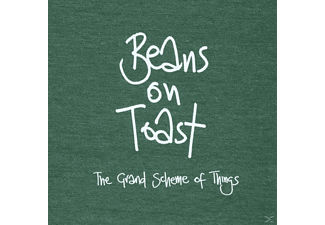 Beans On Toast - The Grand Scheme Of Things - (CD)