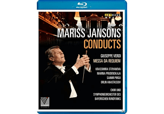 Mariss Jansons - Jansons Conducts Messa Da Requiem [Blu-ray]