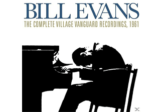 Bill Trio Evans - The Complete Village Vanguard Recordings, 1961 - (Vinyl)