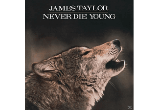 James Taylor - Never Die Young - (CD)