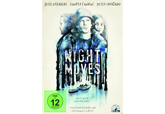 Night Moves - (DVD)