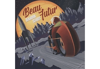 Benjamin Schoos - Beau Futur - (LP + Download)