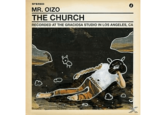 Mr. Oizo - The Church - (CD)