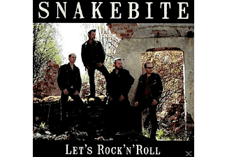 Snakebite - Let's Rock'n'roll - (CD)