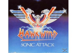 Hawkwind - Sonic Attack (Expanded+Remastered) - (CD)