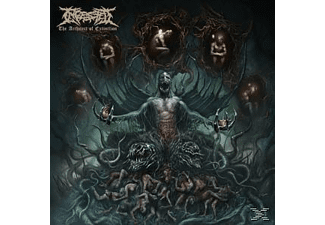 Ingested - The Architect Of Extinction [CD]