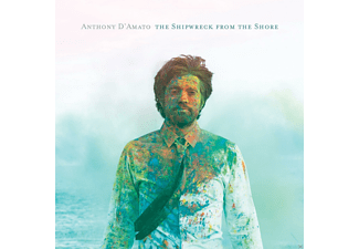 Anthony D'amato - The Shipwreck From The Shore - (CD)