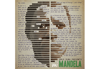 Idris Elba - Idris Elba Presents Mi Mandela - (CD)