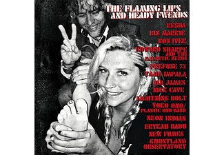 The Flaming Lips - The Flaming Lips And Heady Fwends (CD)