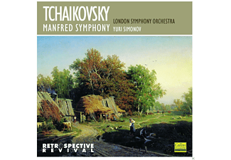 Rod Elms, London Symphony Orchestra - Tchaikovsky: Manfred Symphony - (CD)